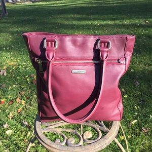 Cole Haan Leather Shopper Tote